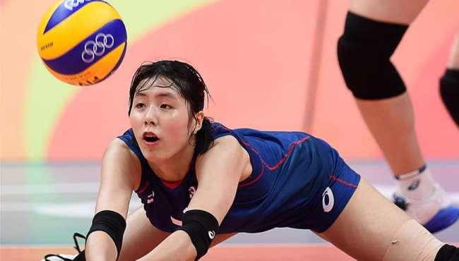 女排小組賽韓國負