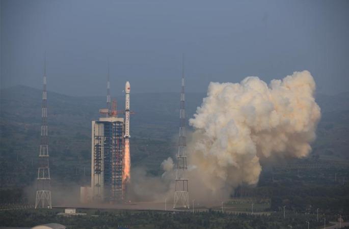 중국 고해상도 3호위성 성공 발사