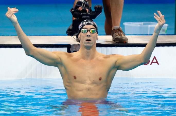 마이클 펠프스, 남자 접영 200m 금메달