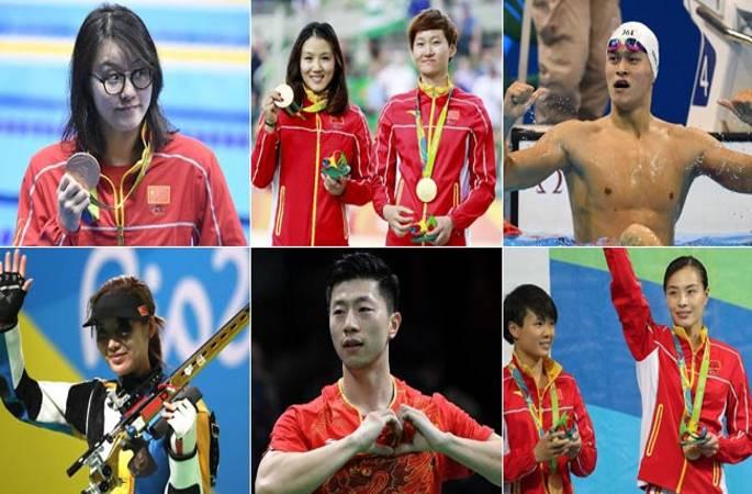 금메달은 적어도 하이라이트는 많아- 리우올림픽 군단 중반 종술