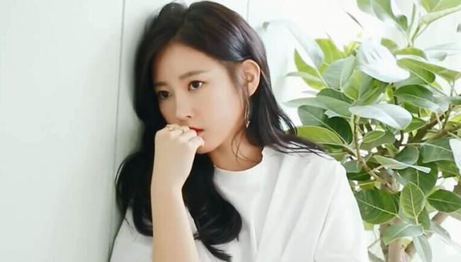 T-ara成員樸昭妍曝視頻寫真