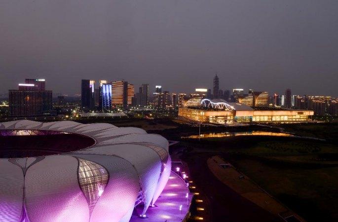 中 항저우, G20 정상회의 준비 끝