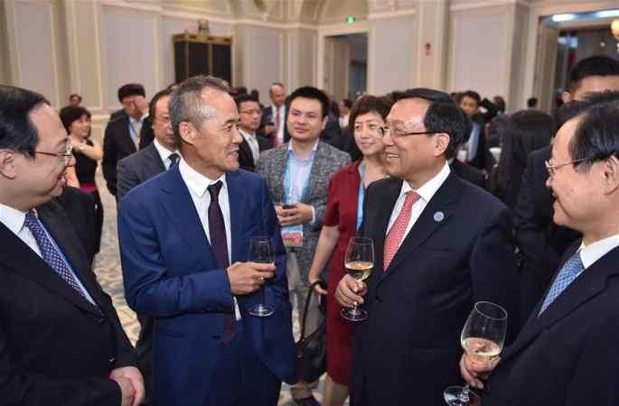 주요 20개국 비지니스리더회의(B20 서밋) 항저우서 환영 연회 개최