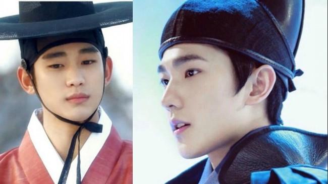 現代古裝皆相宜的中韓男星
