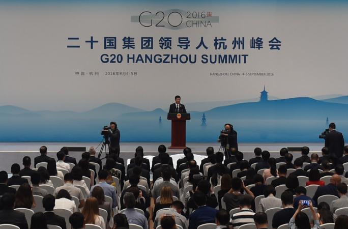 [줌인 G20] 시진핑 中 국가주석, 중외기자 회견