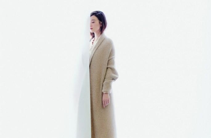쑹쟈 화보 공개, 따뜻한 색조에 가을 이미지 연출