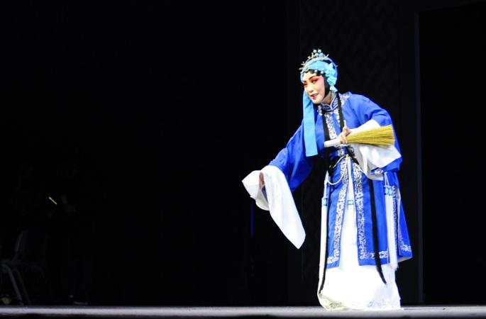 푸젠 지방극 절자희 베징서 공연