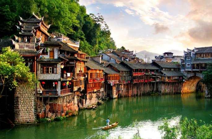 펑황: 가장 아름다운 소도시