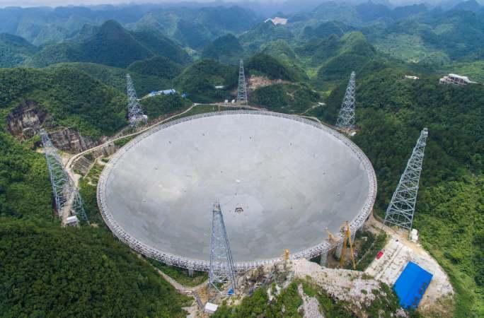 세계 최대 전파망원경 '텐옌'에 숨겨진 '중국창조'의 힘