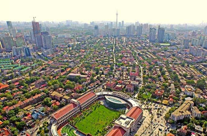 톈진 건축물 4곳 '제1차 중국 20세기 건축유산'에 등재