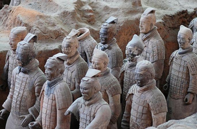 외신, 시황제 때부터 중국-서양 교류