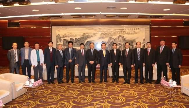 第三屆中韓企業家合作展望論壇在唐山召開