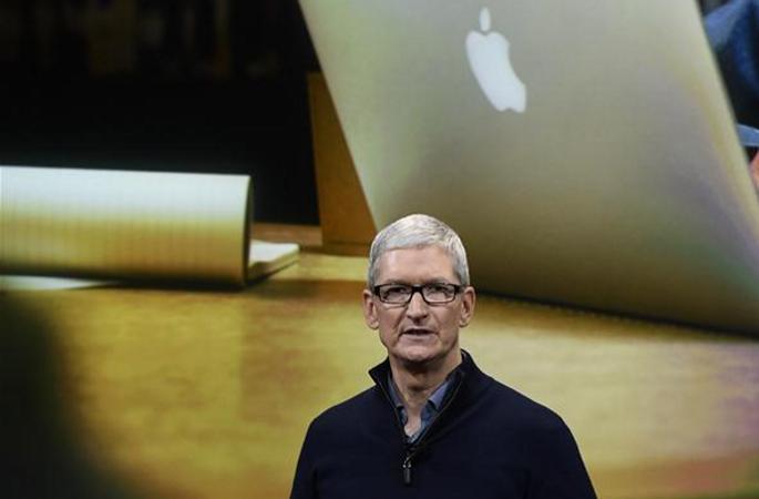 애플,맥북프로(Macbook Pro) 신제품 발표
