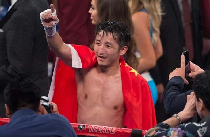 복싱--쩌우스밍 세계 복싱 챔피언 처음 등극...복싱 생애서 그랜드슬램 달성