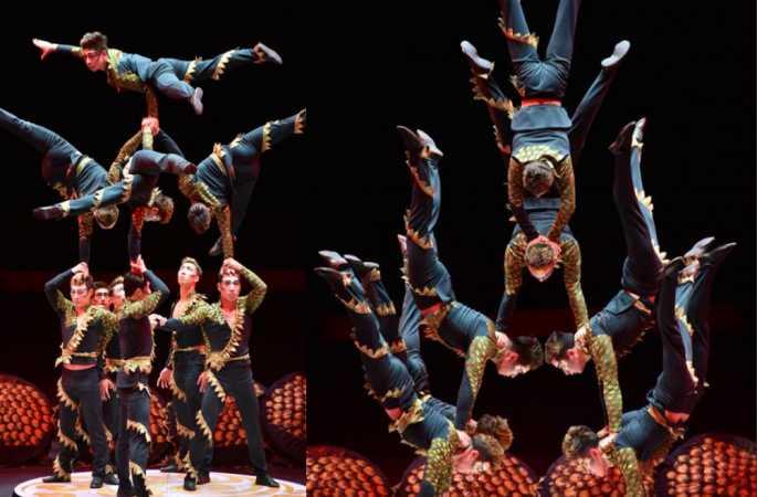 [중국국제서커스축제] 관객을 사로잡은 중국 서커스 공연
