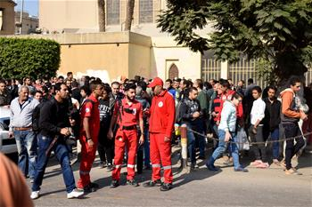 이집트 카이로시서 폭발로 20명 사망 35명 부상