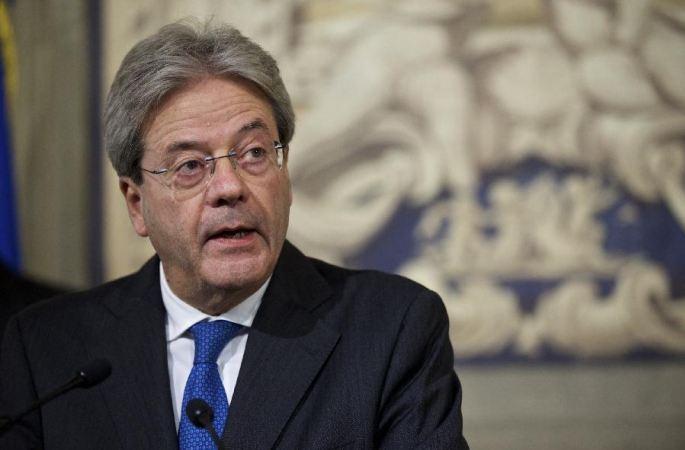 이탈리아 새 총리에 젠틸로니 외무장관