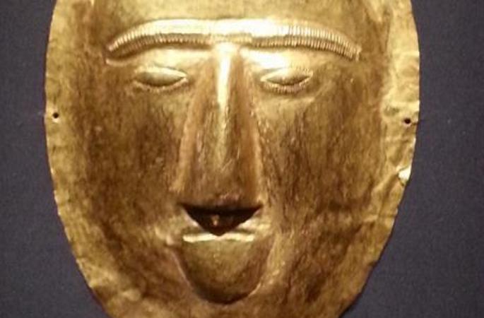 사우디 문물 이모티콘팩, 6000년 전 귀여운 얼굴