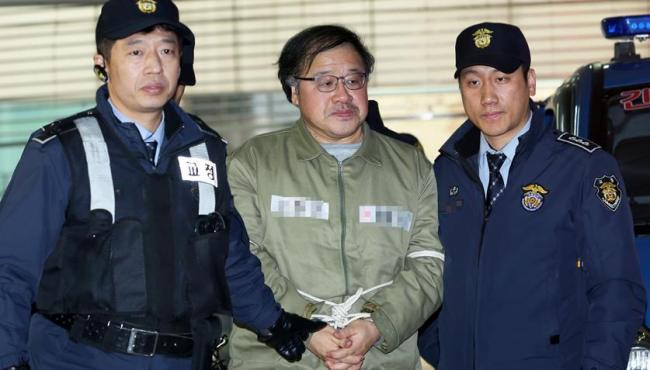 """韓國""""親信幹政""""事件獨立檢察組傳喚關鍵人物"""