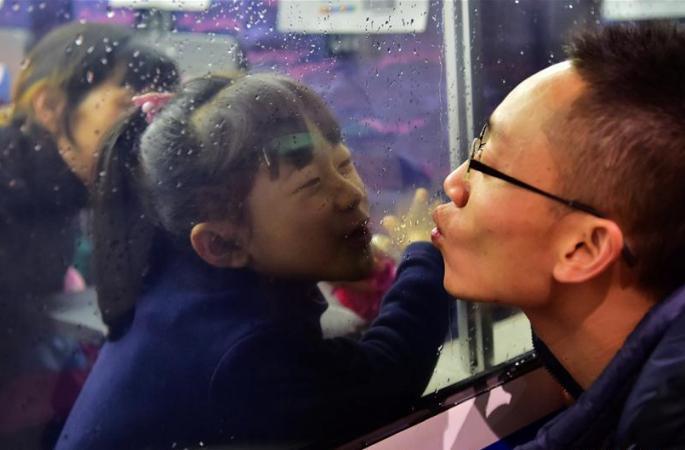 中 춘윈 첫날(포토)