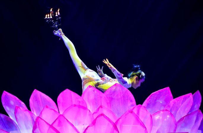'문화 중국·사해동춘' 공연 쿠알라룸푸르서 열려