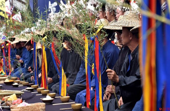 세계에서 가장 긴 명절: 49일! 中 구이저우 수족 돤제