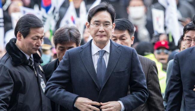 三星副會長再次接受韓國法院訊問