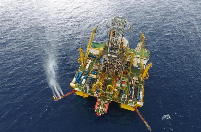 中 해역 가스하이드레이트 시험채굴 성공