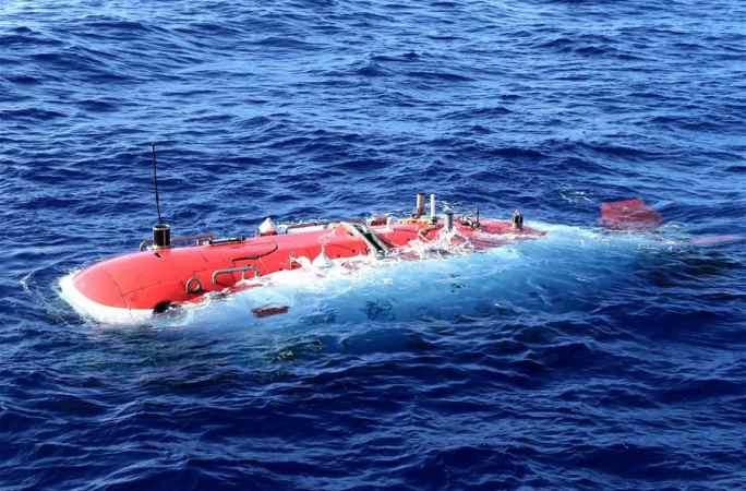 '자오룽'호20번째로'해양주무랑마(珠穆朗瑪)'에잠수