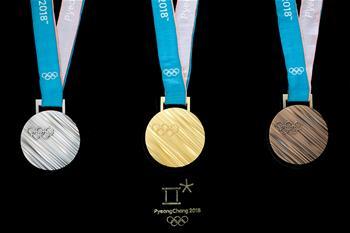 2018평창동계올림픽 메달 공개