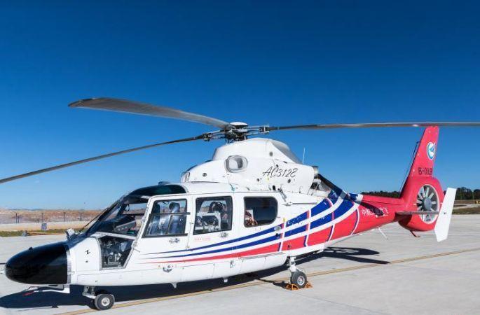 中 최초로 자체 개발한 쌍엔진 경헬리콥터, 고원 비행 테스트 완성