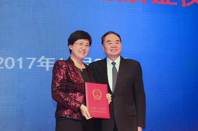 중국공정원, 추가로 67명 신원사 선출