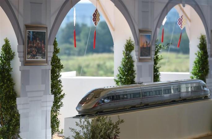 중국-태국 철도협력 프로젝트 1기 공사 정식 기공