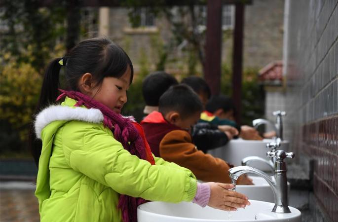 충칭 난촨: 캠퍼스 화장실의 새로운 면모