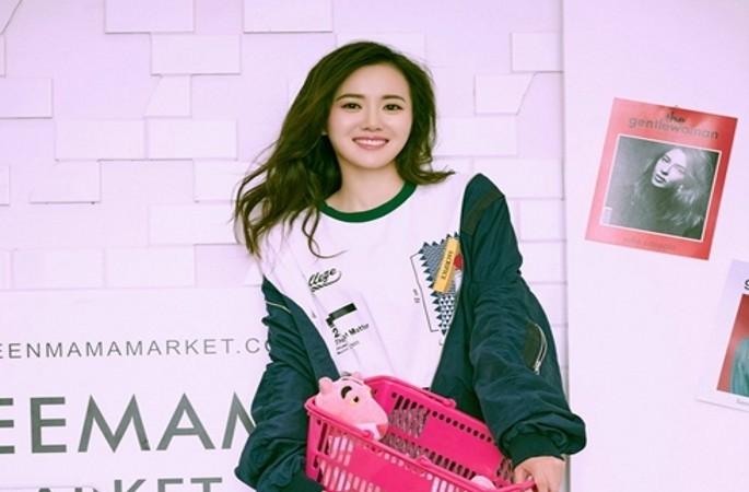 소녀감성 물씬! 중국 패션의 아이콘 장카이퉁의 귀여운 화보